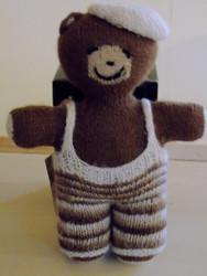Organic (Alpaca) Teddy Bear