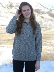 Alpaca unisex eco sweater