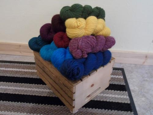Alpaca Lopi Yarns - Coloured