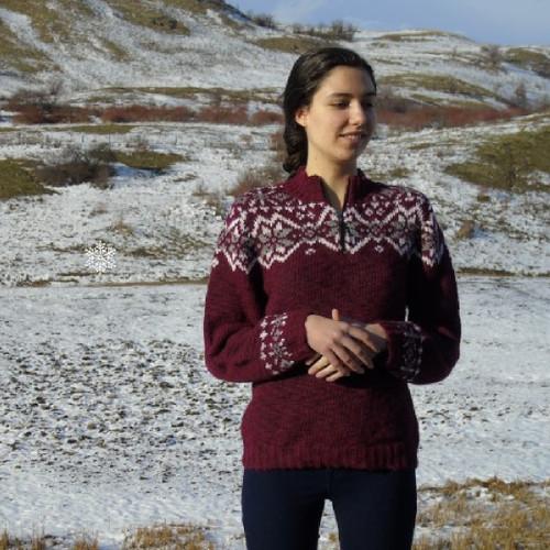 Icelandic Alpaca Sweater