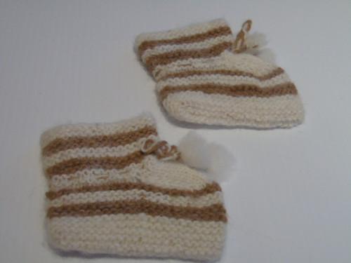 Alpaca Organic Babies Booties