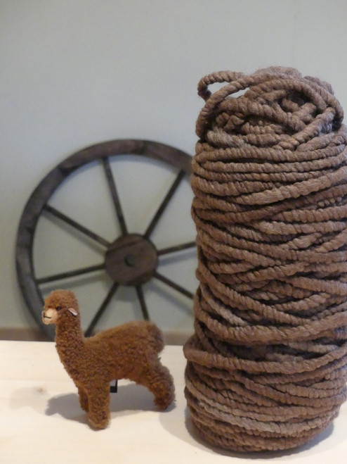 Alpaca Yarn Bumps