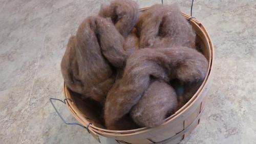 Alpaca Wool Roving