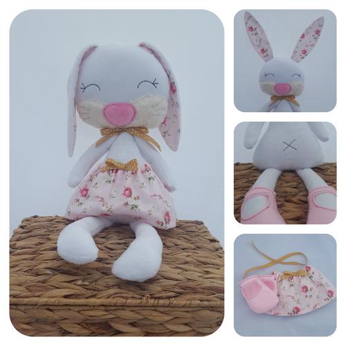 Girl Rabbit Ragdoll