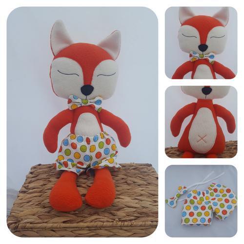 Boy Fox Ragdoll