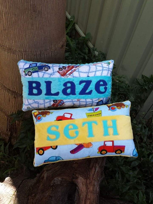 Personalised Throw Cushions - Kids