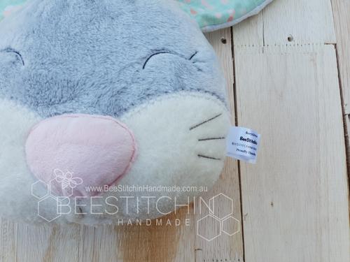 Bunny Children's Throw Cushion