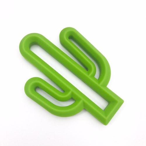 Green Cactus Pop Teether