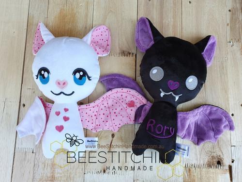Plush Bat Softie