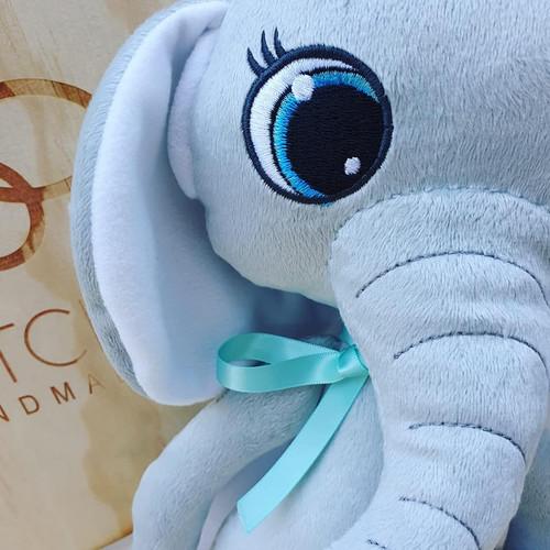 Elephant Custom Plush Doll