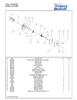 ProCut KG-32MP - 3HP 220 Volt Single Phase - Meat Grinder Parts List