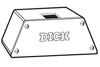 F.Dick -- Gear Box --  18lb, 24lb, & 30lb. Models - 907152392