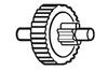 F.Dick -- Double Spur Gear--  18lb, 24lb, & 30lb. Models - 905102351