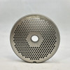 #12 Speco Meat Grinder Plate with 5/32' Holes - Reversible & Hubbed Plate - 104037 & 102649