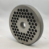 #12 Speco Meat Grinder Plate with 3/16' Holes - Reversible & Hubbed Plate - 102628 & 106719