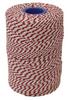 No.5 Red & White Butchers String/Twine - Henry Winning