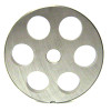 #12 Meat Grinder Plate with 3/4'' Holes