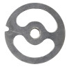 #12 Meat Grinder Plate with Kidney Holes