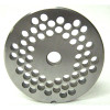 #22 Meat Grinder Plate with 1/4'' Holes