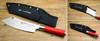 "F.Dick - Knife Sheath / Blade Cover for ""Ajax"" Knife Red Spirit & Carbon Spirit- 90131000"