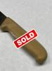 "10"" - 25cm -- Cimeter Steak Knife - 2/500/25/200GD - ProGrip - ""Gold"" - "" Transition"""