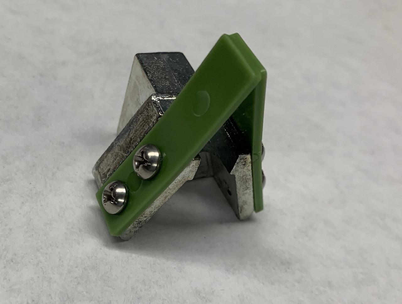 Blade Scraper Bracket with Cleaners (Nylon) - B024A-130/N