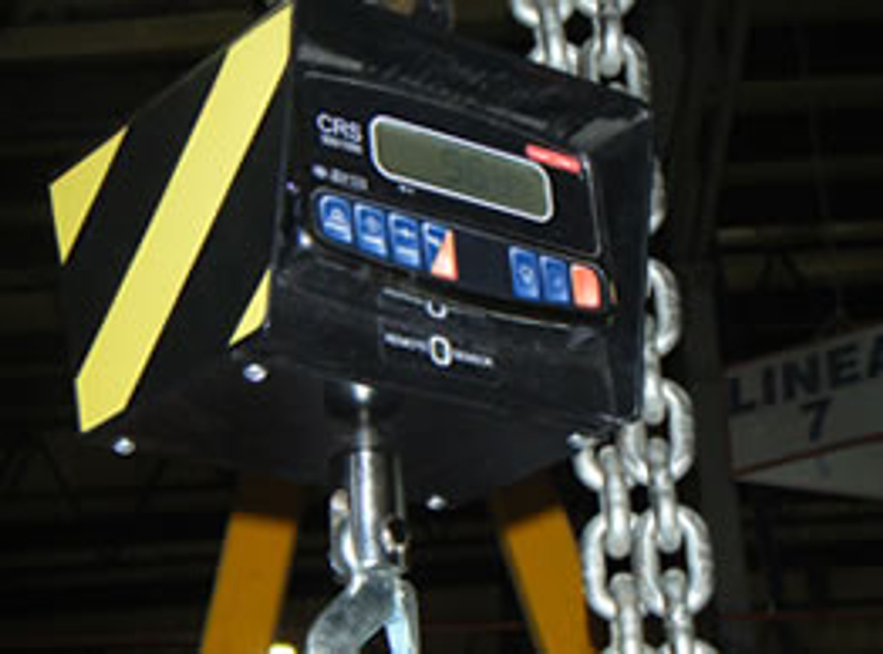 TorRey Crane Scale CRS-1000/2000