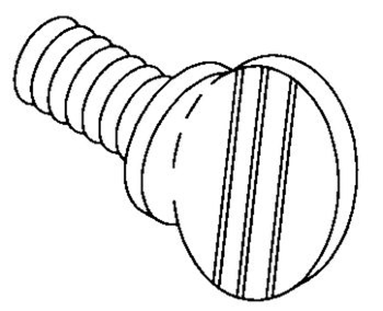 Biro Bearing Thumb Screw