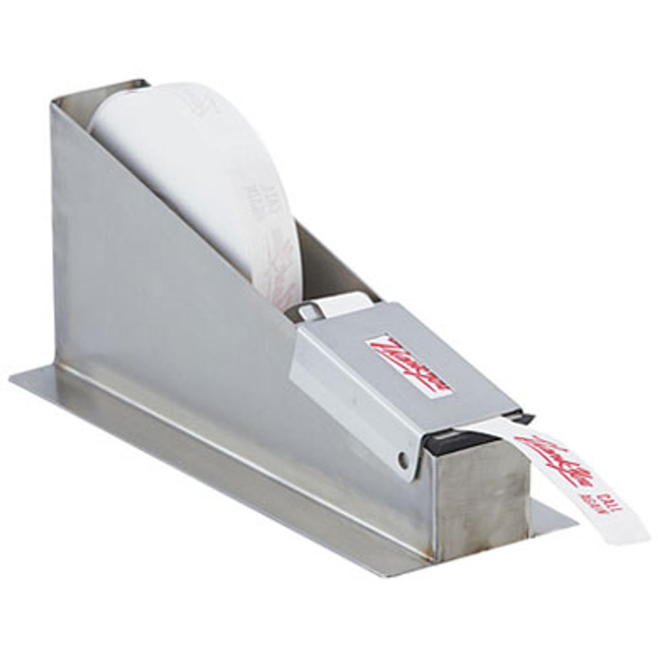 Manuel Gum Tape Dispenser Stainless