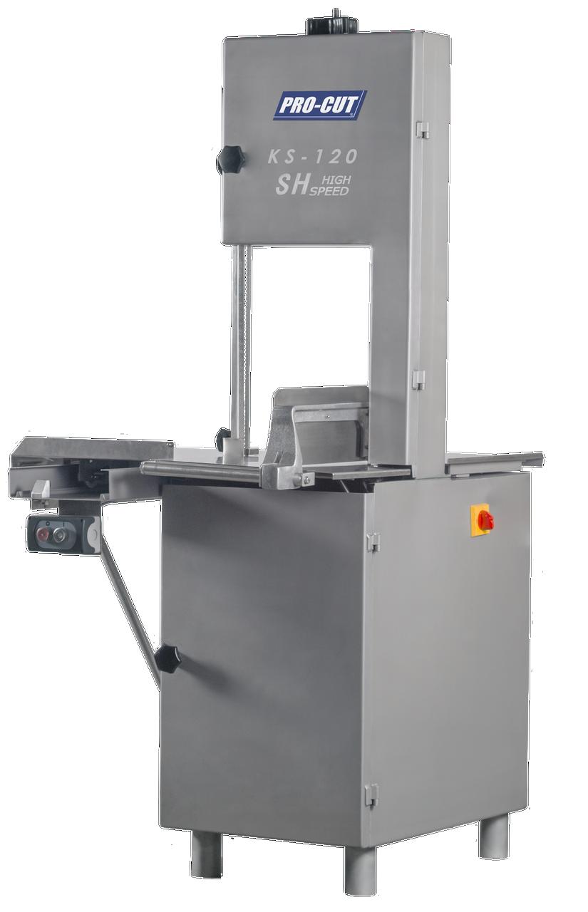 "ProCut Meat Bandsaw KS-120 (Floor-Standing) - ""High Speed"" - 220 Volt - 3Phase"