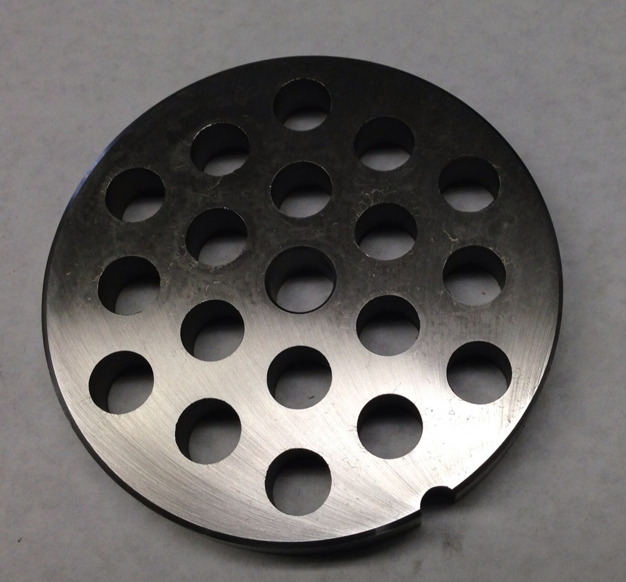 #56 Meat Grinder Plate with 3/4'' Holes