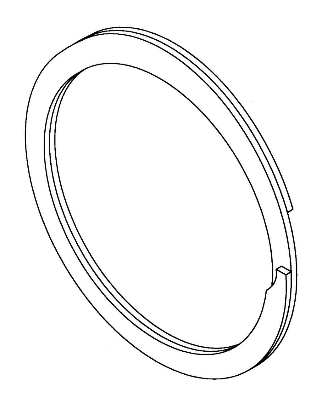Hobart HC13 Retaining Ring