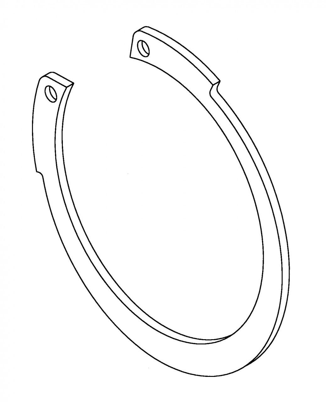 Hobart HC19 Retaining Ring