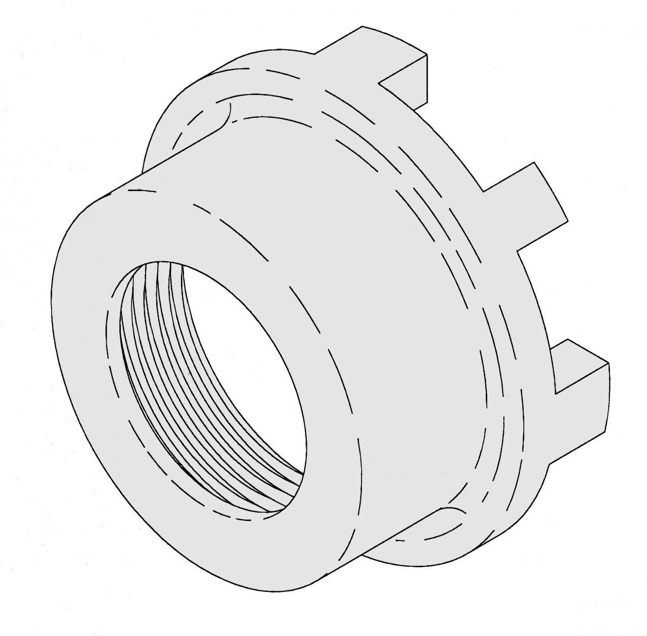 Biro Grinder Ring 552SS,7552SS,AFMG-52 - B610