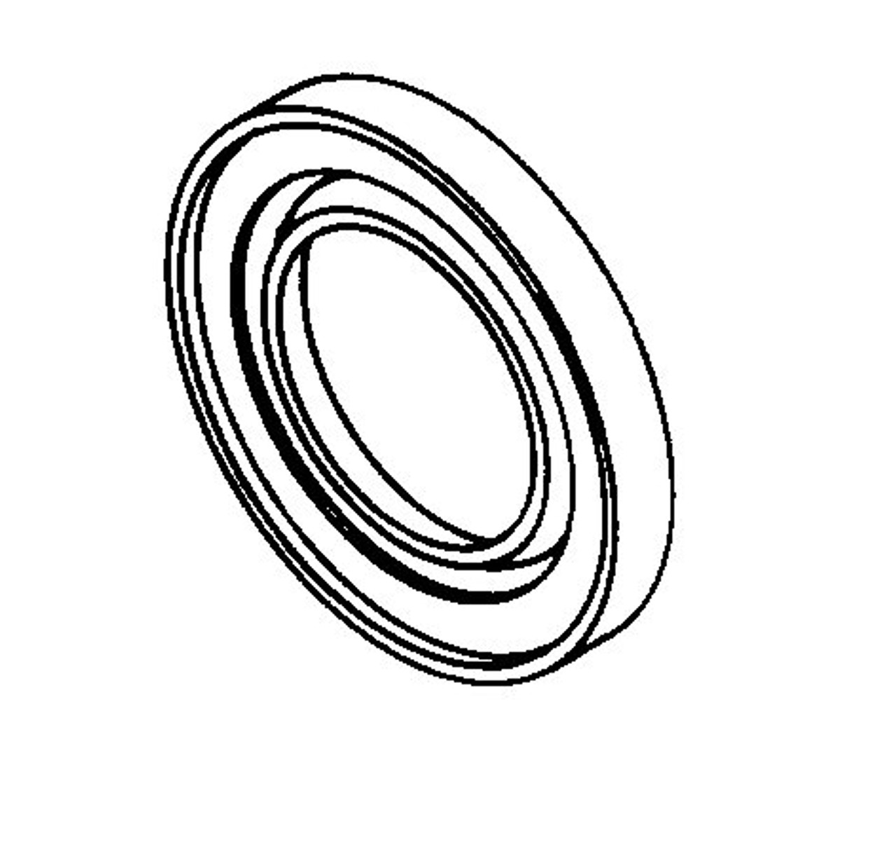 Biro Saws - Upper Shaft Seal