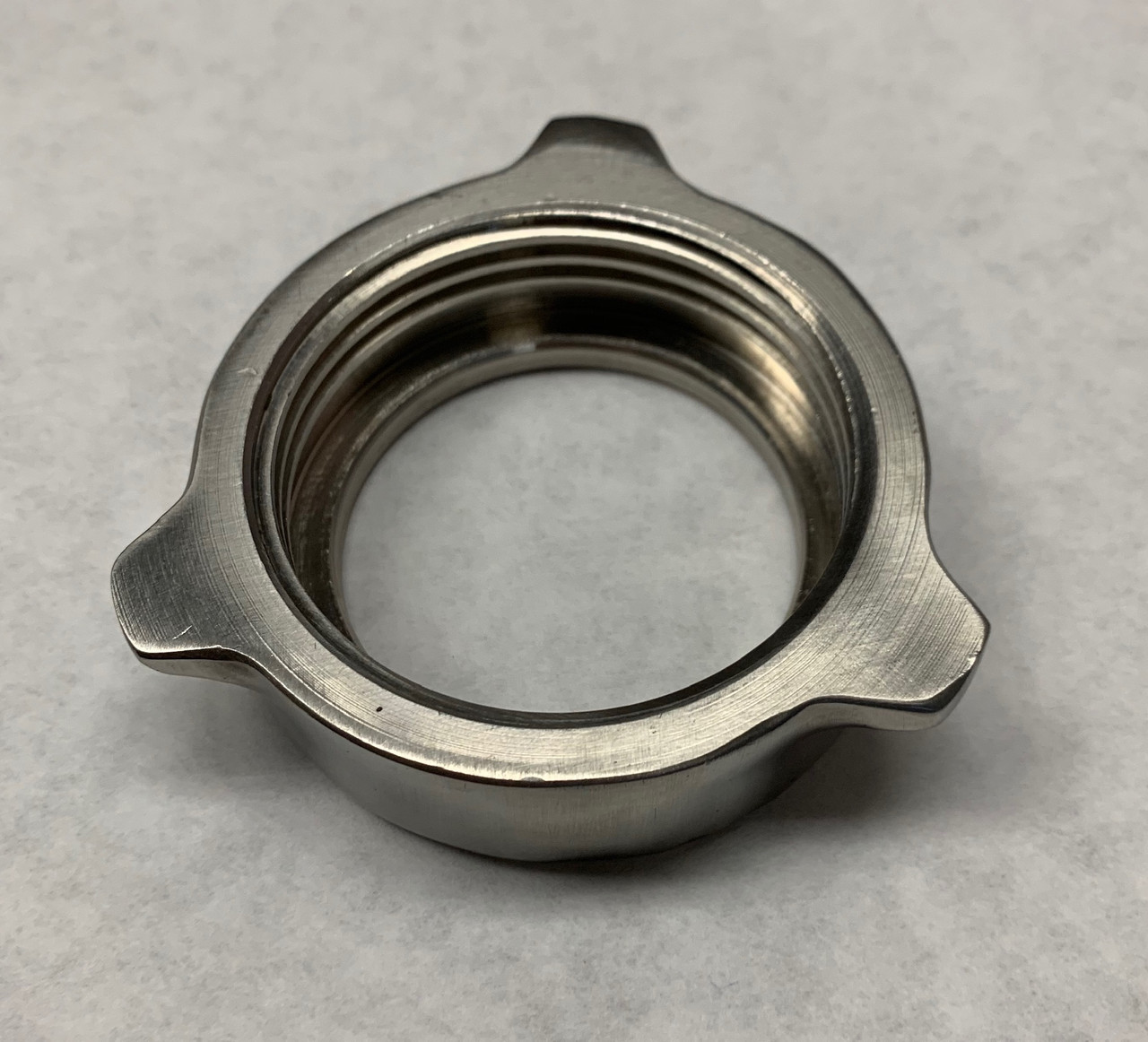 SF150, SF260 & SF350 -- Rapid Stuffer Replacement Lock Nut For Funnels - All Models