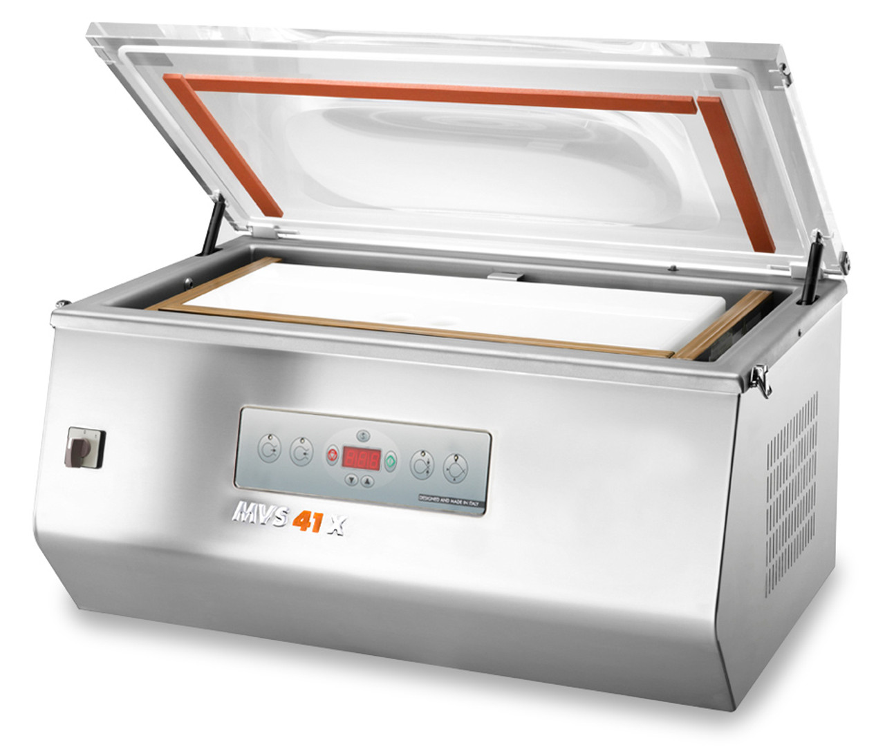 "MiniPack MV 41 VacBasic - ""Great for Fish"" Chamber Vacuum Packing Machine"