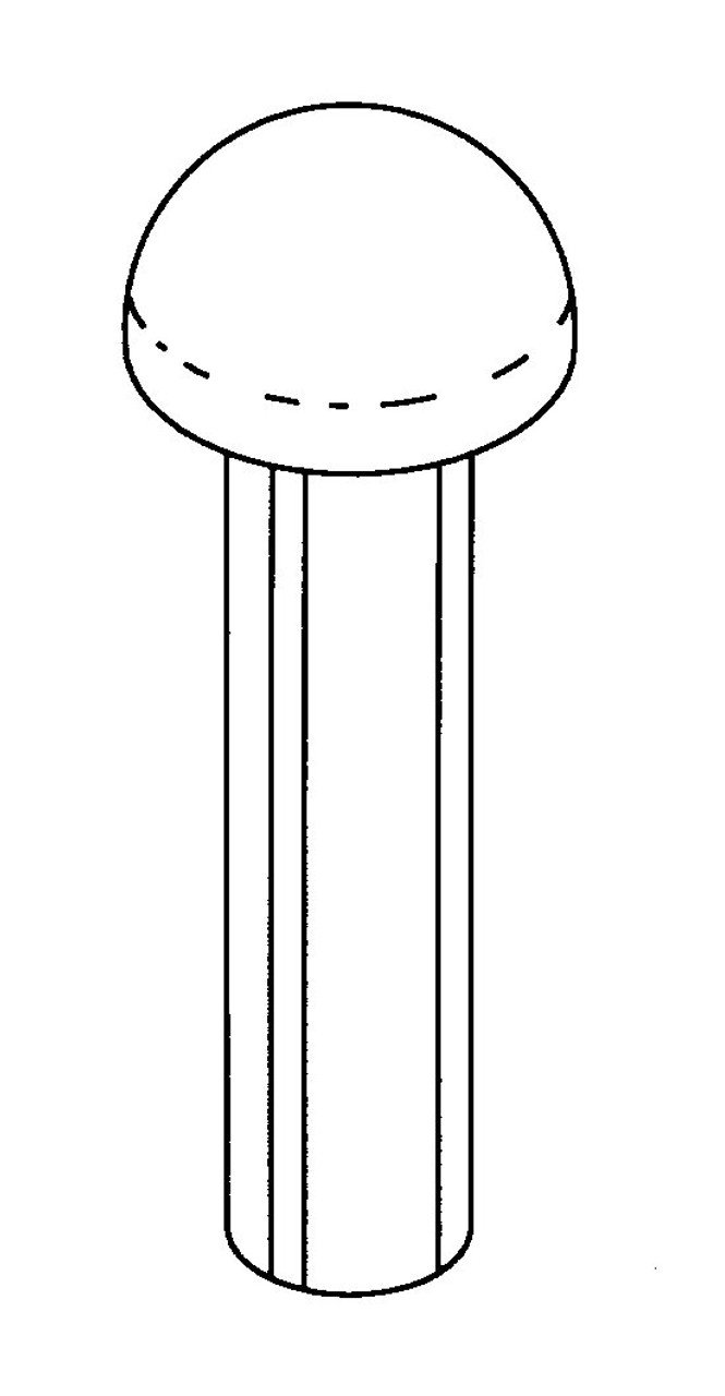 Butcher Boy B12,B14,B16 & SA16 - Measuring Arm Pin - BB058-61B