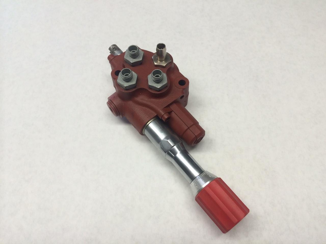 Talsa H-233 - H Series - Hydraulic Control w/ Pressure Knob - 2012