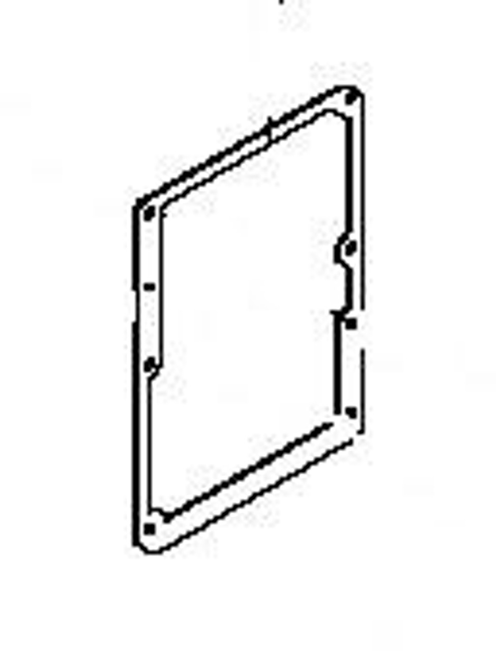 ProCut KG-32, KG-32MP & KG-32XP - Gear Box Gasket - 05-00147