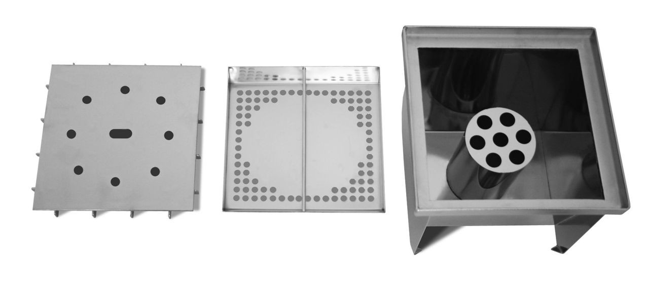 SANI-LAV 300 Stainless Steel Floor Drain
