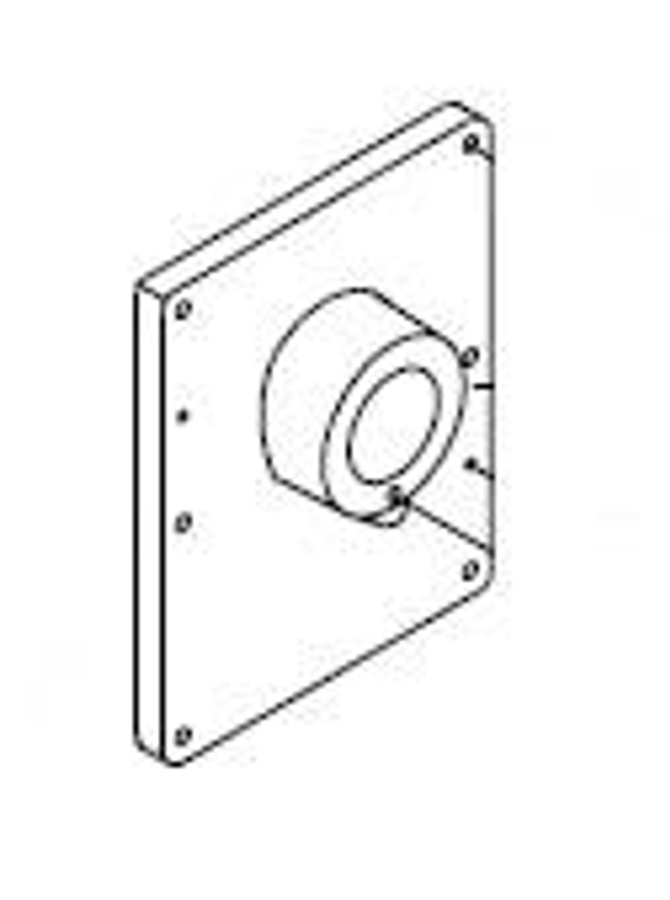 TorRey Gear Cover Kit -- M12FS Series - 05-73233