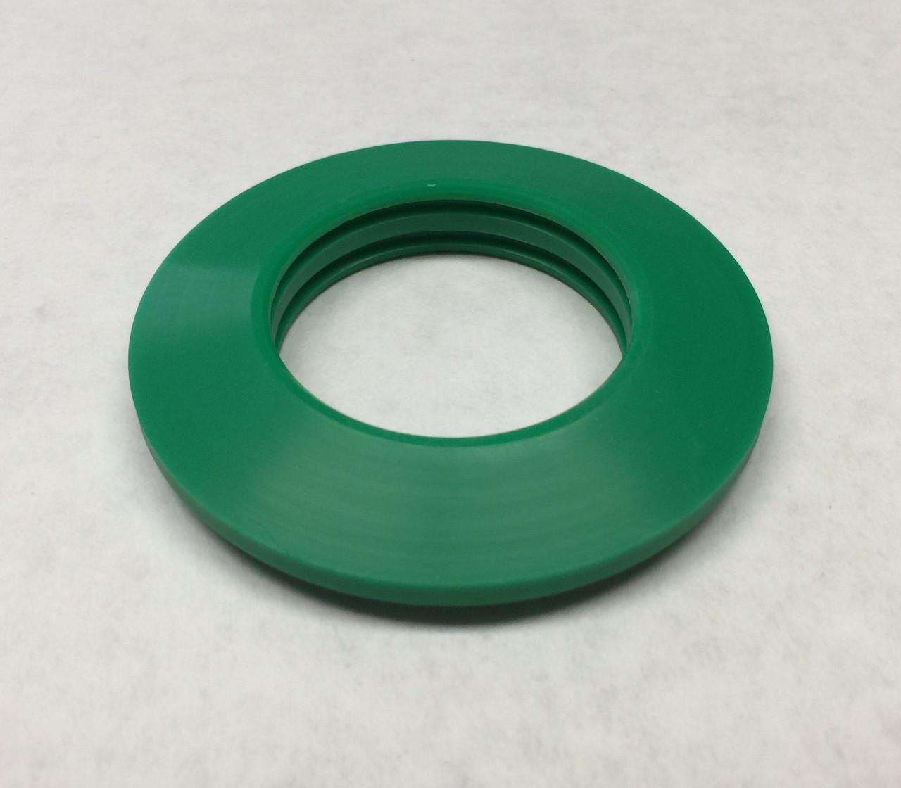 Talsa K-641 - K15e & K15v - Seperator Ring, Green Plastic - 7367