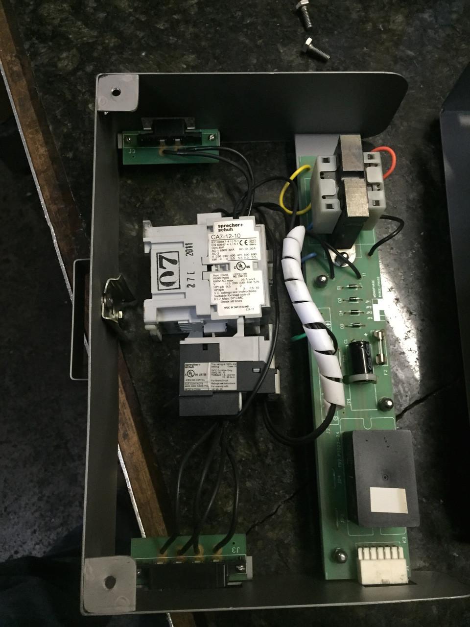 TorRey - 1.5HP 208/220 Single Phase Control Board - 05-03356