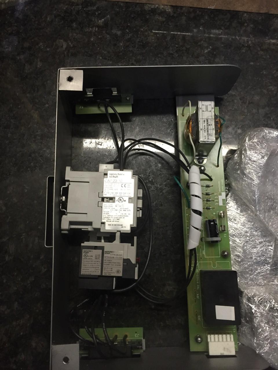 TorRey - 1.5 HP 110 Volt Control Board - 05-03355