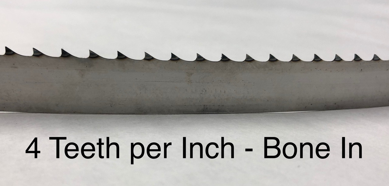 66'' Meat Band Saw Blades