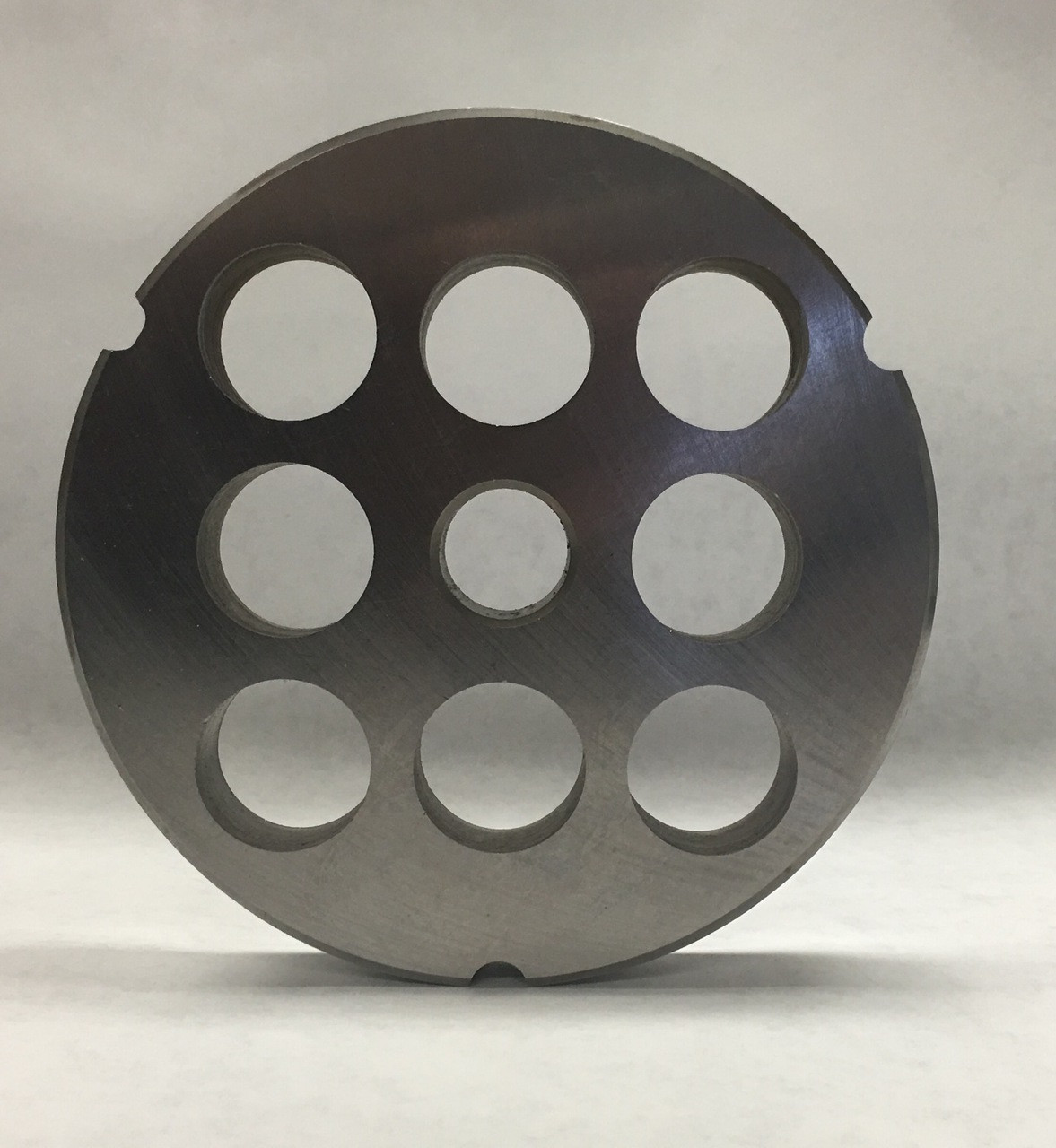 #52 Meat Grinder Plate with 1'' Holes