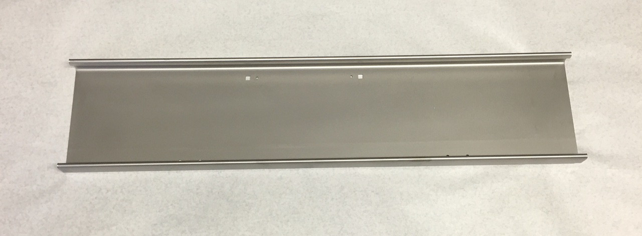 Butcher Boy B16 - Track Table Assembly S/S - Right Hand - 16120S