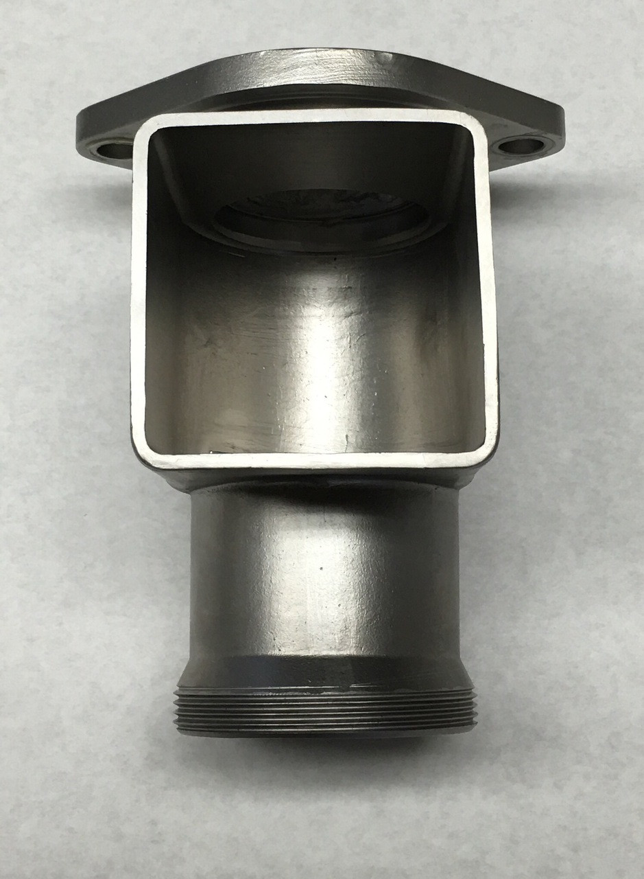 "Talsa W-516 - W22 Enterprise Throat w/Out Accessories ""Headstock"" - 7430"