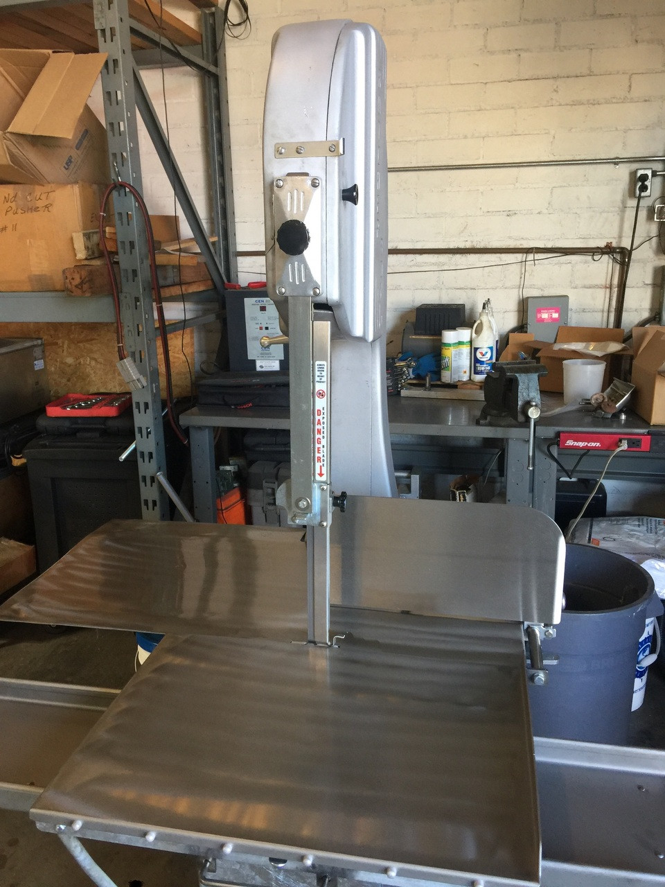Butcher Boy B-16 Meat Bandsaw -- Refurbished